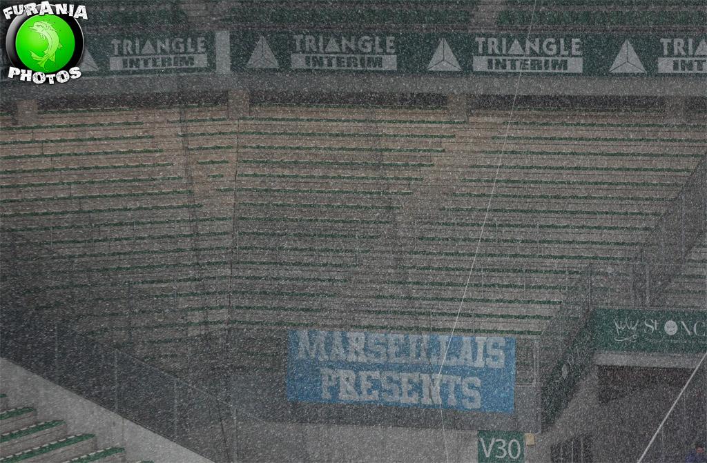#ASSEOM : Match maintenu et encadrement pour les Marseillais