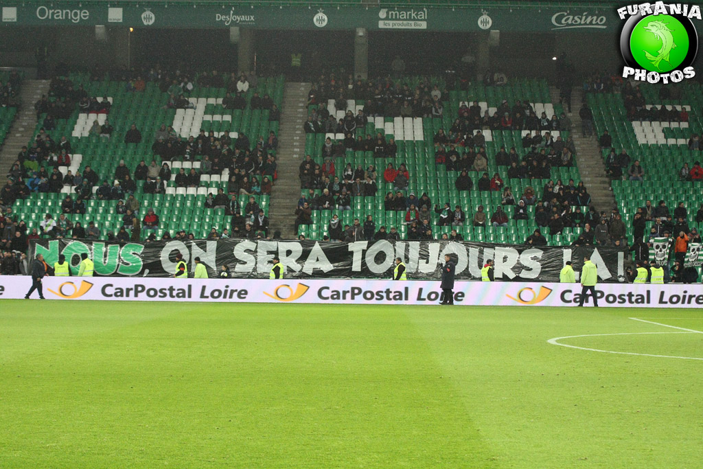 Flash : L'ASSE pointe du doigt le comportement des ultras