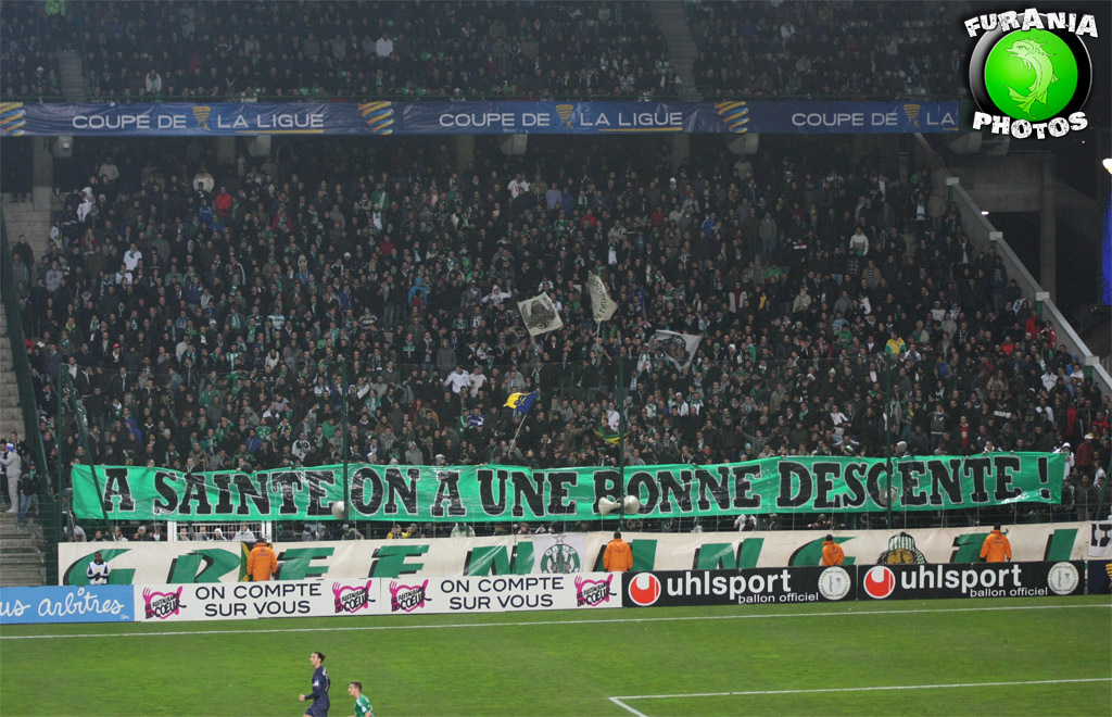Furania photos - Paris saint etienne coupe de la ligue ...
