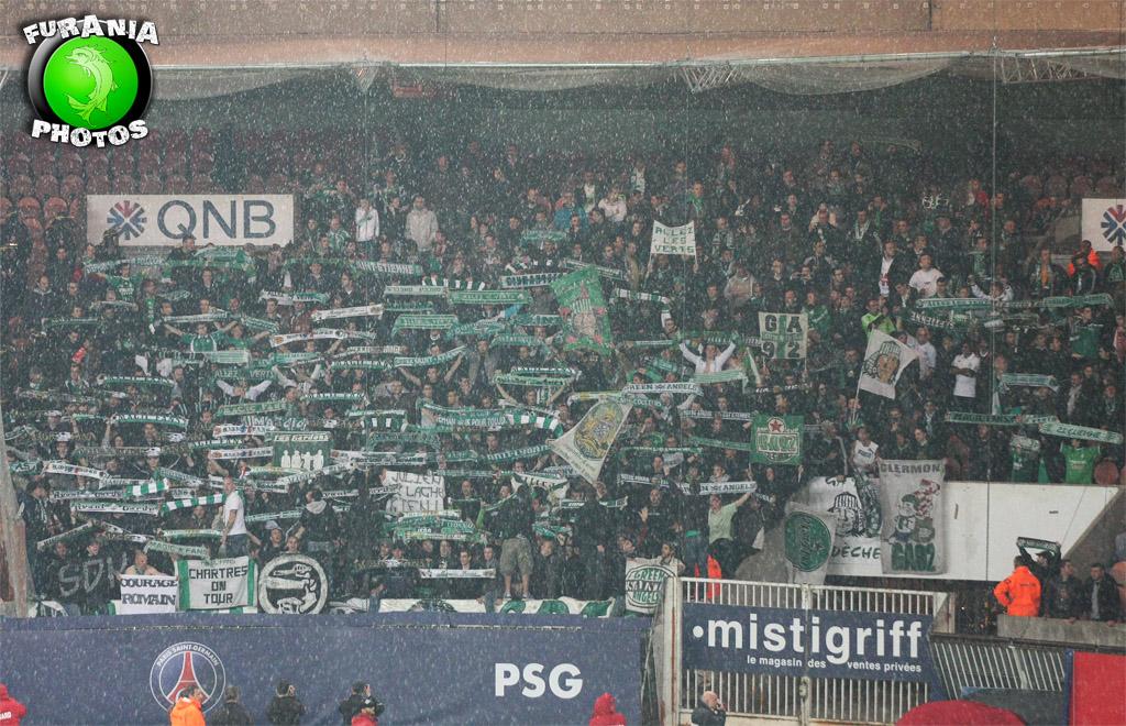 #PSGASSE : Boycott partiel des supporters des Verts