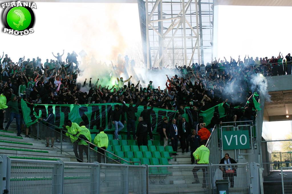 Face aux interdictions administratives de stade, les Ultras répliqueront !