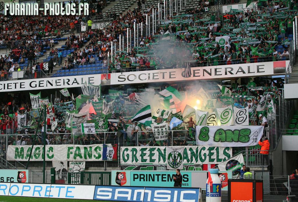 #SRFCASSE : Tous à Rennes, c'est autorisé !